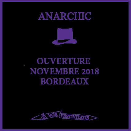 Anarchic-ouverture novembre 2018
